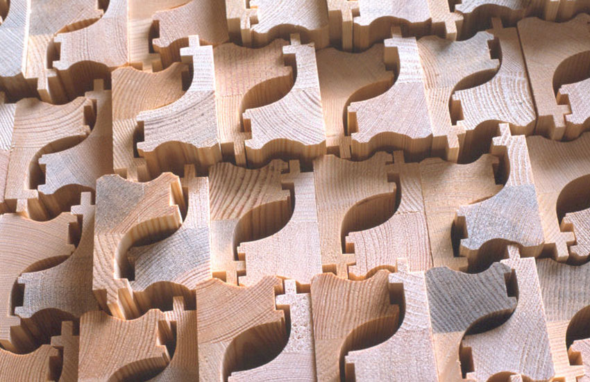 Larson-Juhl mouldings are available in a number of finishes and styles