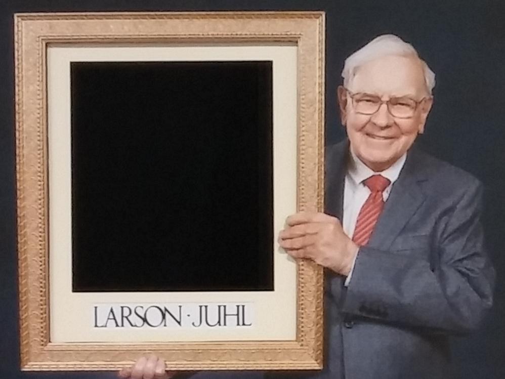 Berkshire Hathaway acquires Larson-Juhl