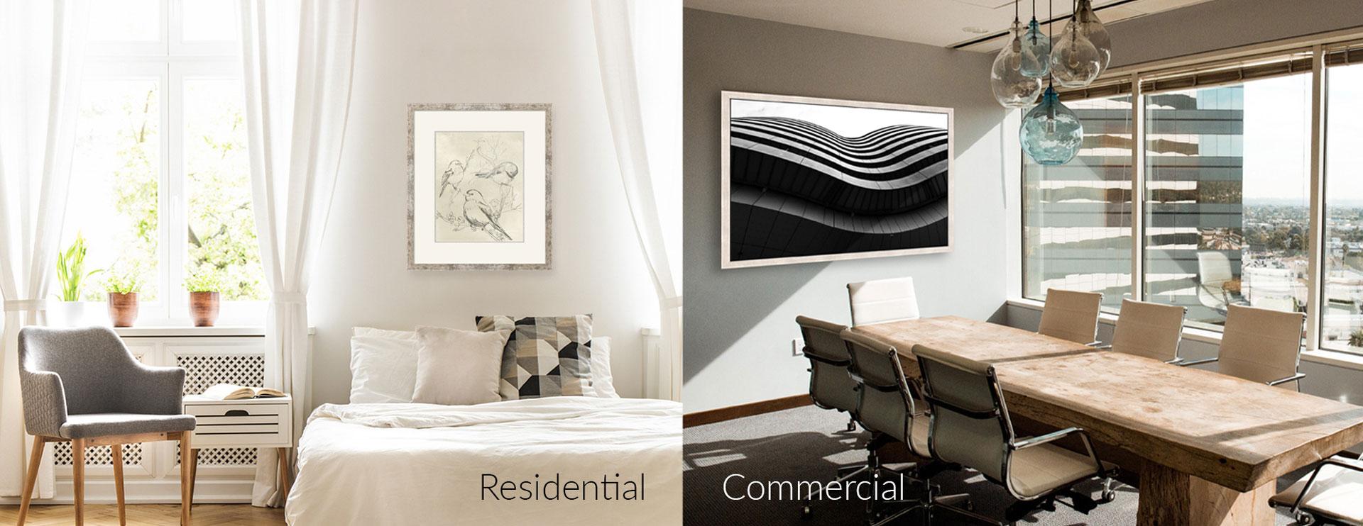 Residential & Commercial Larson Juhl Frames